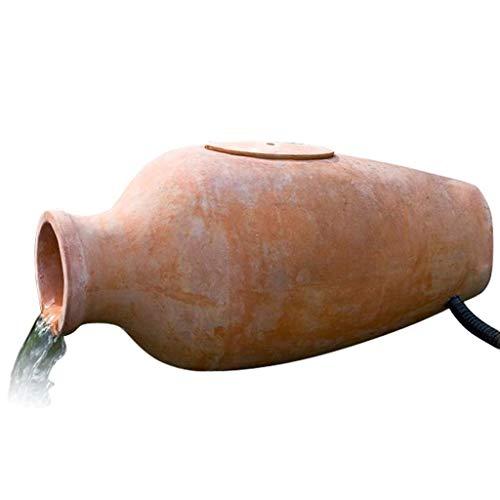 Ubbink AcquaArte Wasserspiel Zierbrunnen Gartenbrunnen Amphora 1355800