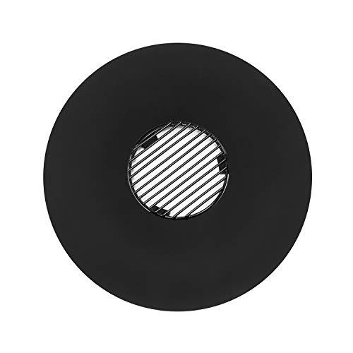 blumfeldt Heat Disc Grillring mit Grillrost, für Kesselgrills mit 57 cm Ø, emaillierter Stahl,...