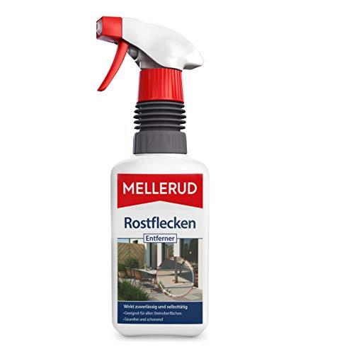 Mellerud Rostflecken Entferner – Effizientes Spray gegen Rostflecken auf Allen Steinoberflächen...