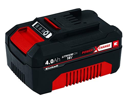 Original Einhell System Akku Power X-Change (Lithium Ionen Akku, 18 V, 4,0 Ah, passend für alle...