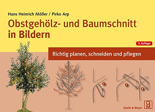 Obstgehölz- und Baumschnitt in Bildern: Richtig planen, schneiden und pflegen
