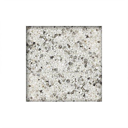 25 kg Steinteppich / Marmorkies inkl. Bindemittel 2-4 mm ausreichend für ca. 2,3 m² direkt vom...