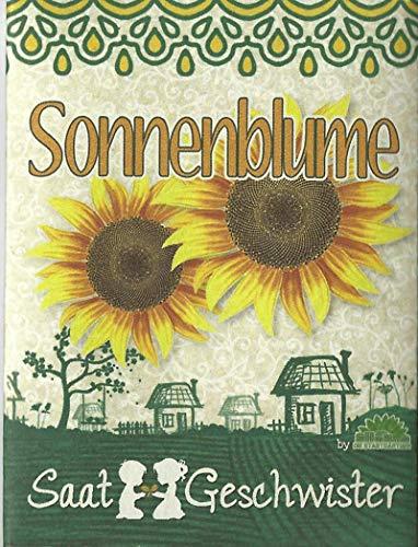 Die Stadtgärtner Sonnenblumen-Saatgut | Klassiker und Stolz jeden Gartens