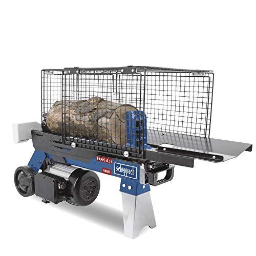 SCHEPPACH HL660o Hydraulikspalter Holzspalter bis 520 mm   6,5 Tonnen Spaltkraft 6t  ...