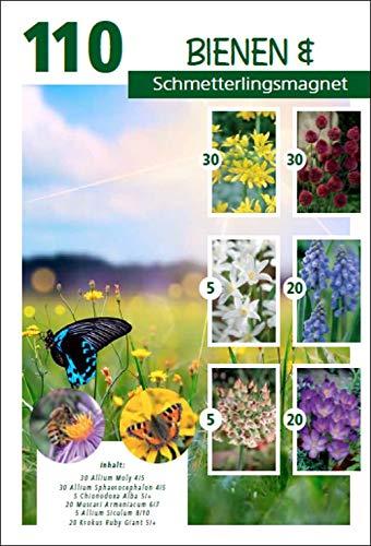 Blumenzwiebeln'Bienen- und Schmetterlingsmagnet Mischung' 110 Stk.