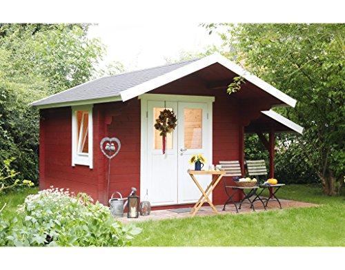 Wolff Finnhaus Gartenhaus Mona 34-C