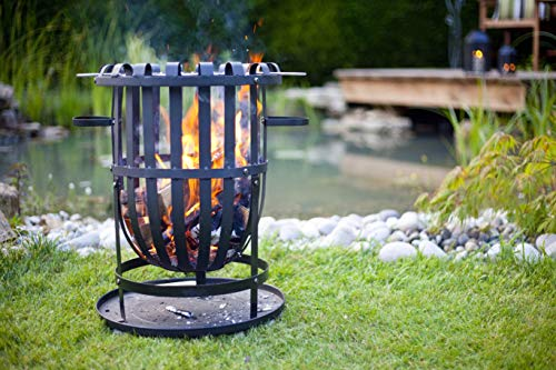 RedFire firepit Vancouver