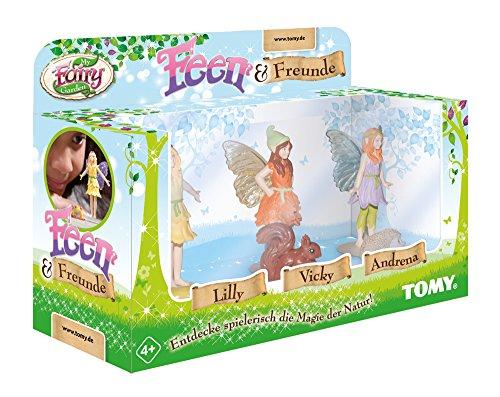 My Fairy Garden Feen & Freunde Erweiterungsset, Garten für Kinder ab 4 Jahren zum selber Pflanzen &...