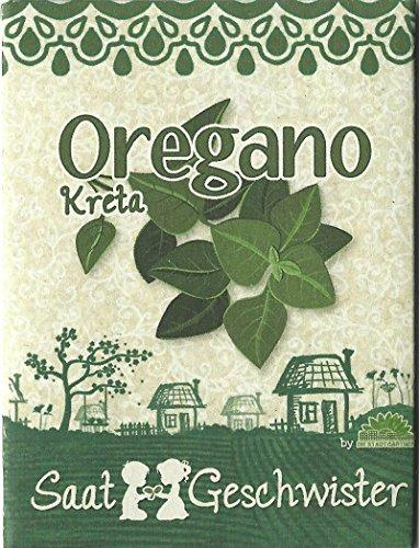 Die Stadtgärtner Oregano'Kreta'-Saatgut | mediterranes Muss für jede Pizza | Samen für 100...