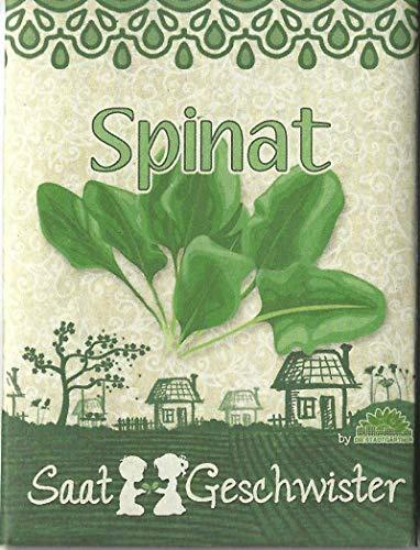 Die Stadtgärtner Spinat-Saatgut ✿ strotzt vor Vitaminen, Beta-Carotin und Folsäure ✿ herrlich...