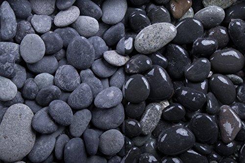 Kies Splitt Zierkies Edelsplitt Beach Pebbles, 16-32mm Sack 20 kg