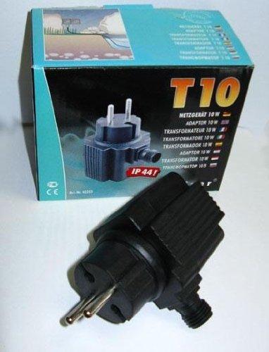 12V-Trafo (10W) zu Quellstar600-LED für Zimmer- & Gartenbrunnen