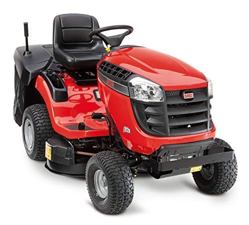 SABO Rasentraktor 92 H, 2-Zylinder V-Twin OHV Benzinmotor, Nennleistung 8.8 kW, Schnittbreite 92 cm,...