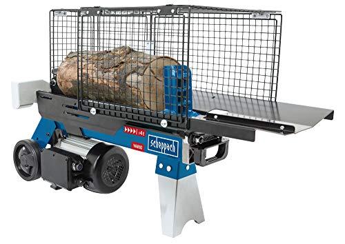 SCHEPPACH HL460 Hydraulikspalter Holzspalter bis 370 mm   4 Tonnen Spaltkraft 4t   Brennholzspalter...