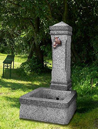 Granit Gartenbrunnen 'Klassik' (Art.Nr.: 86209)