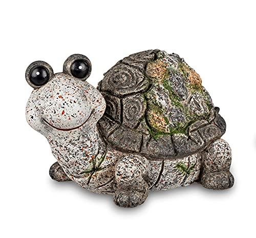 formano Gartenfiguren Dekofiguren Tierfiguren in Kieselstein-Optik aus wetterfestem Magnesia...