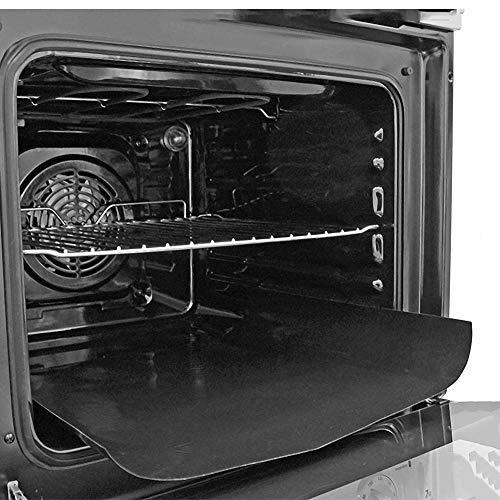 Universele Teflon BBQ / bakken / oven Liner 100% non-stick multifunctionele koken liner - 2er Set