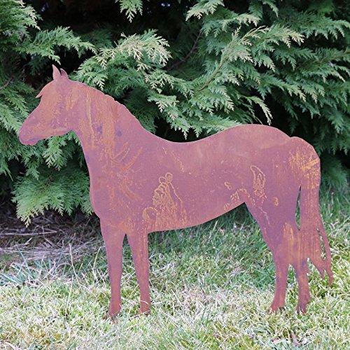 SAREMO Rost Pferd stehend