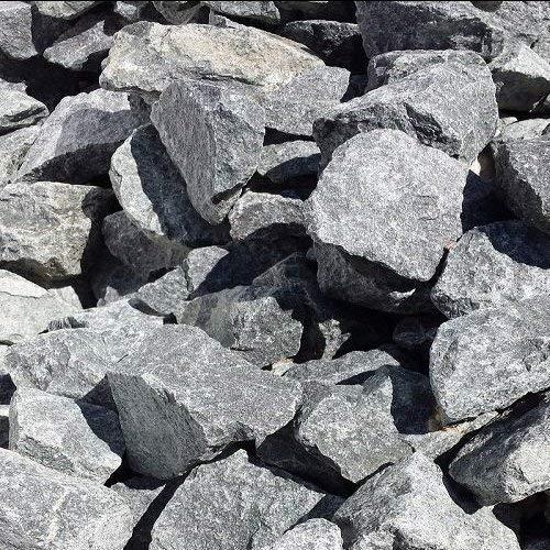 GABIONA Diabas Natursteine Bruch I Gabionen Steine zum Befüllen für Gabionenkörbe für die...