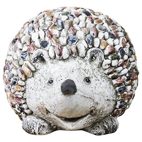 Formano Deko Igel Dekofigur Gartendekoration Stones Art, 30x19 cm