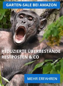 Garten-Sonderangebote, Restpüosten & Co