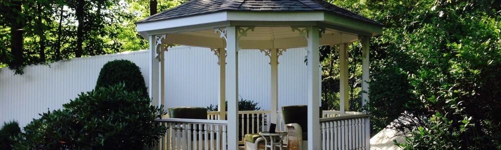 Geschenkideen mit Gartenpavillons von KUHEIGA