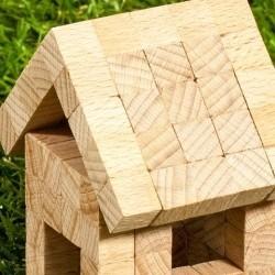 Holzhäuser von Fonteyn