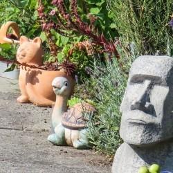 Gartenfiguren von Kuheiga