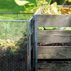 Kompostierung & Gartenabfall